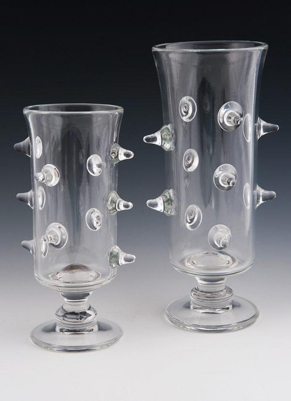 Prunted Vases