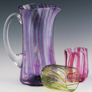 River Pitcher Tumblers